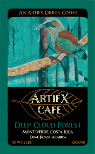 Deep Cloud Forest Ground 2LB Artifx Cafe